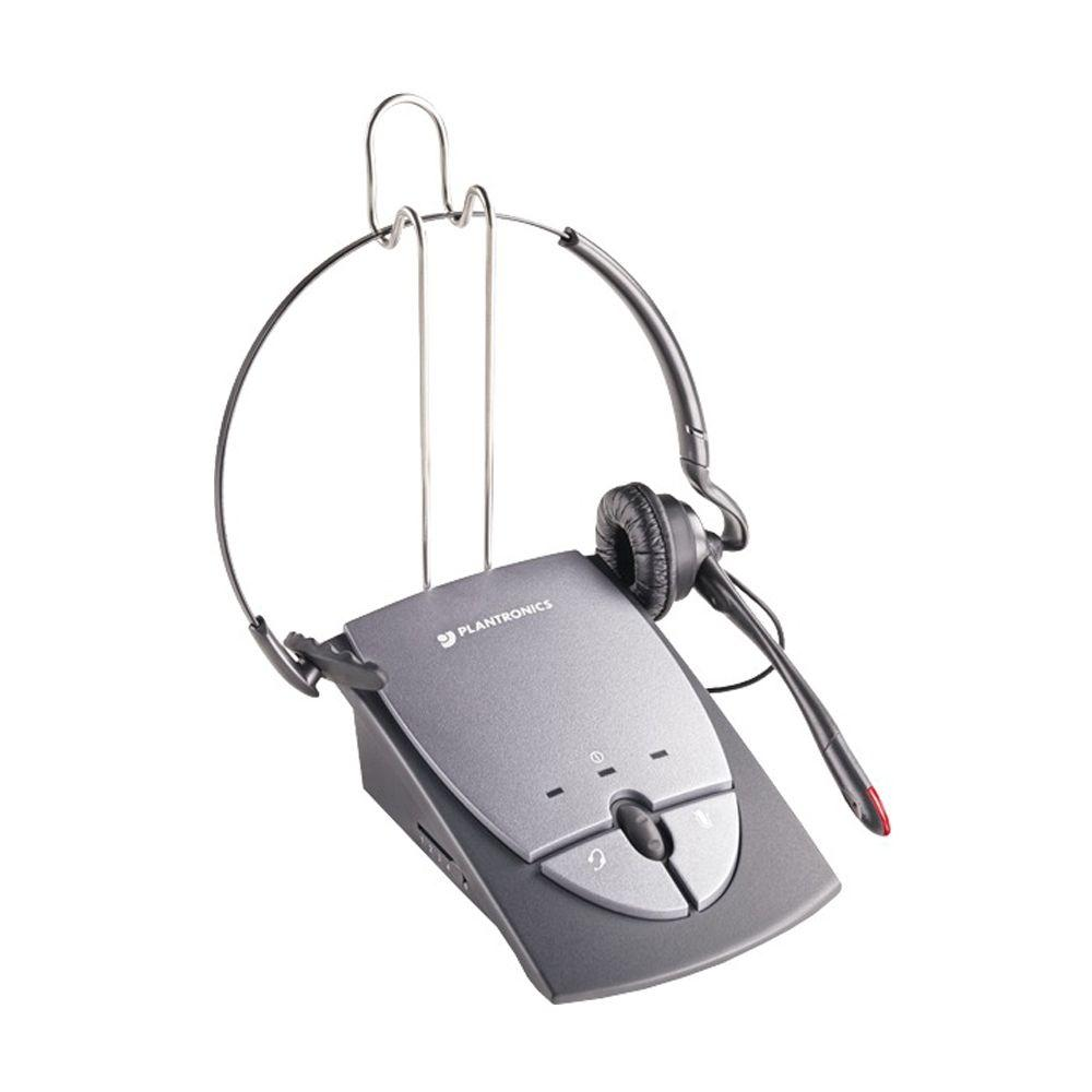 Plantronics Over-the-Head Headset with Amplifier