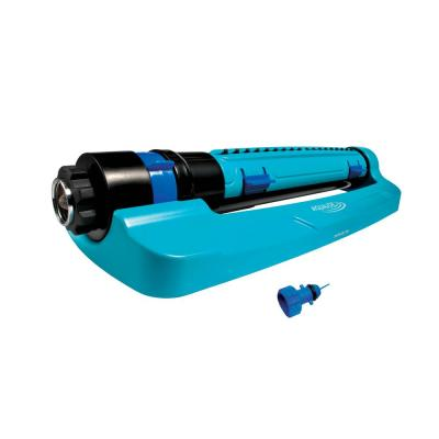 Turbo Oscillation 3 Way Sprinkler with Range, Width, Flow Control