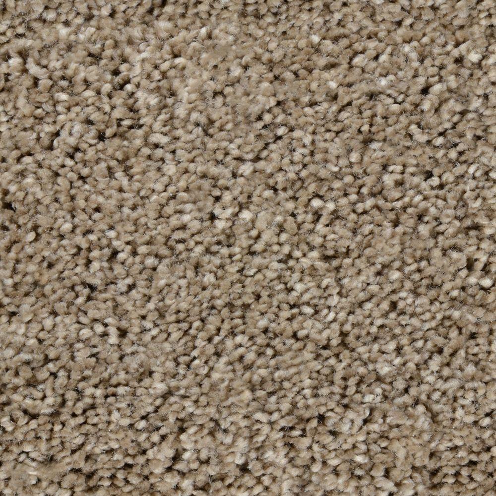 Trendy Threads II - Color Kensington Texture 12 ft. Carpet