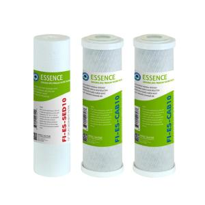 8be9602f3fd Essence 10 in. Standard Capacity 3-Stage Replacement Pre-Filter Set · APEC  Water Systems Essence ...