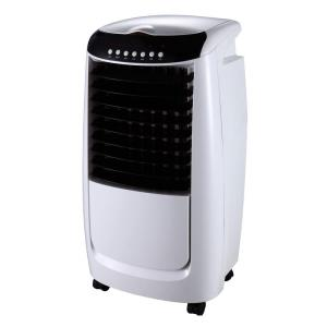 335 CFM 3 Speed Portable Evaporative Air Cooler With 3D Cooling Pad For 250  Sq