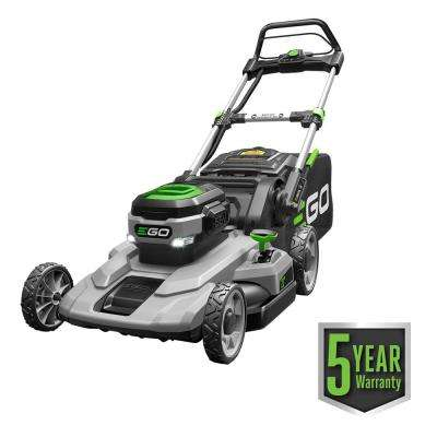21 in. 56-Volt Lithium-Ion Cordless Battery Walk Behind Push Mower - Battery/Charger Not Included