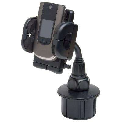 Universal Cup-iT II Mount with Grip-iT for GPS - Black