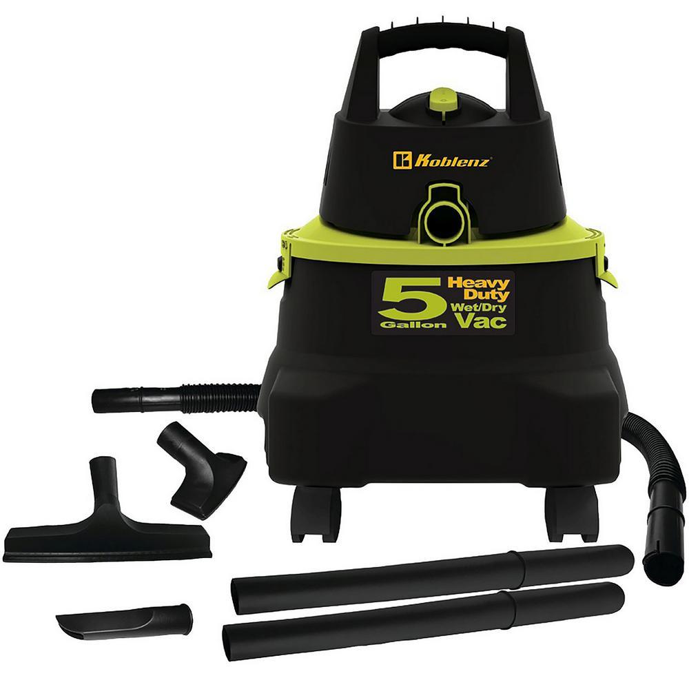 Koblenz Wet/Dry Vacuum, $39.98...
