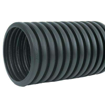 6 in. x 10 ft. Corex Drain Pipe Solid