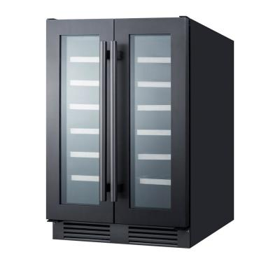 42-Bottle Dual Zone Wine Cellar
