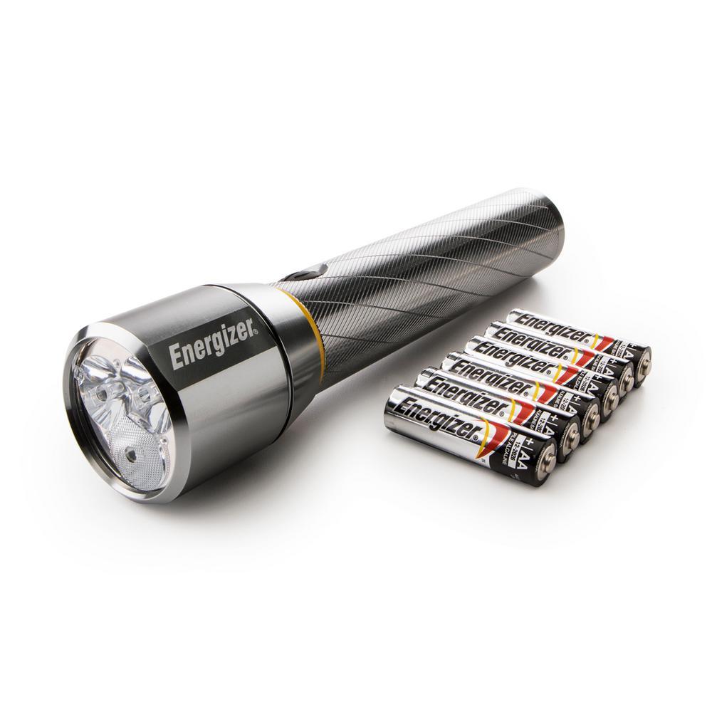 Energizer Energizer Performance Metal 1300-Lumen Light, Silver
