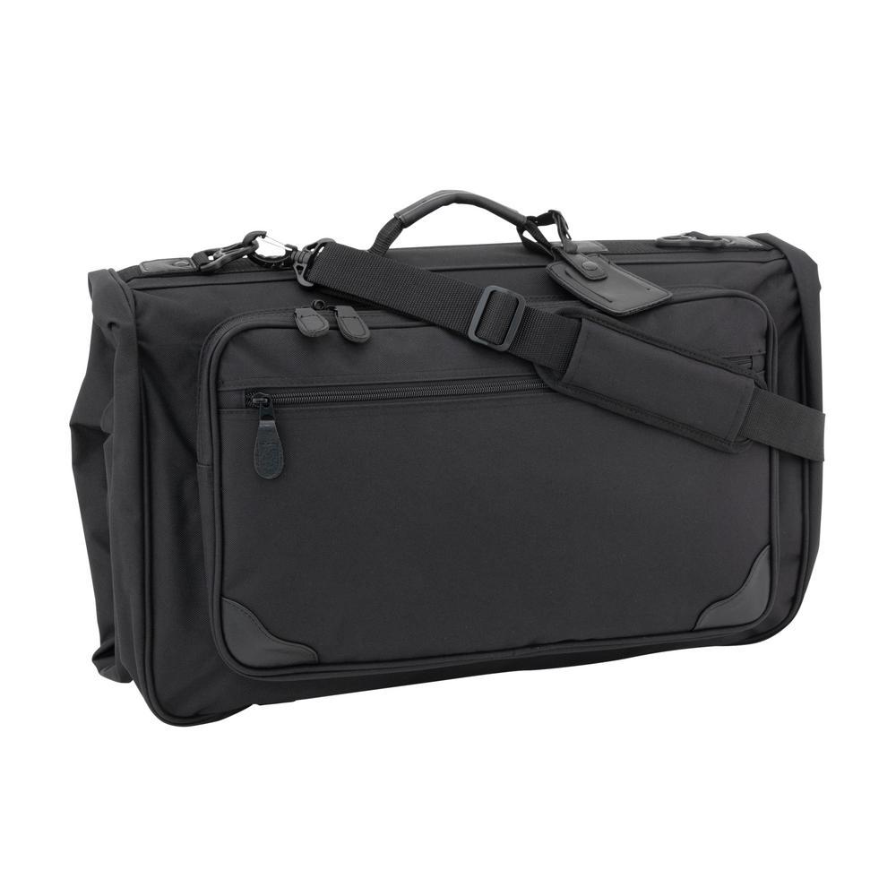 Mercury Luggage TriFold Garment Bag MRC1114-BK
