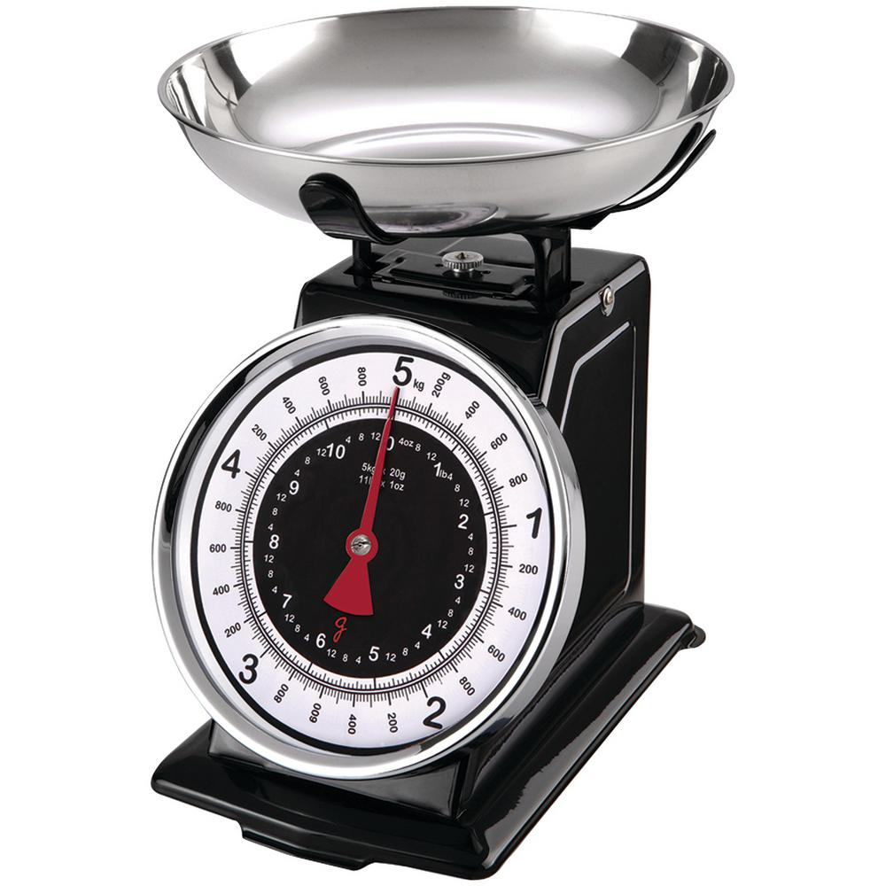 Starfrit Retro Mechanical Kitchen Scale