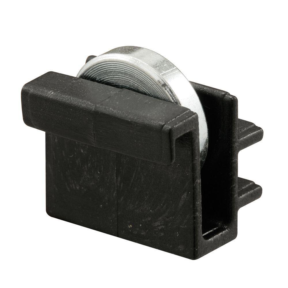 1/2 in. Steel Wheel Sliding Window Roller (2-Pack)