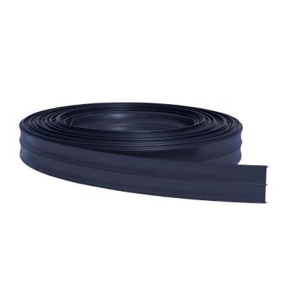5 in. x 660 ft. Black Flexible Rail Horse Fence