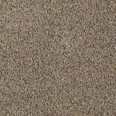 Carpet Sample - Kaa I - Color Stone Sculpture Texture 8 in. x 8 in.