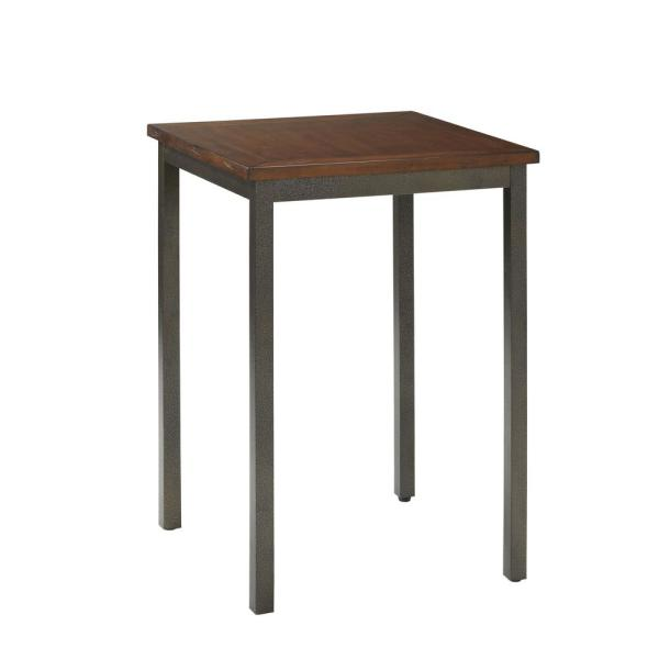 Home Styles Distressed Chestnut Pub/Bar Table 5411-35