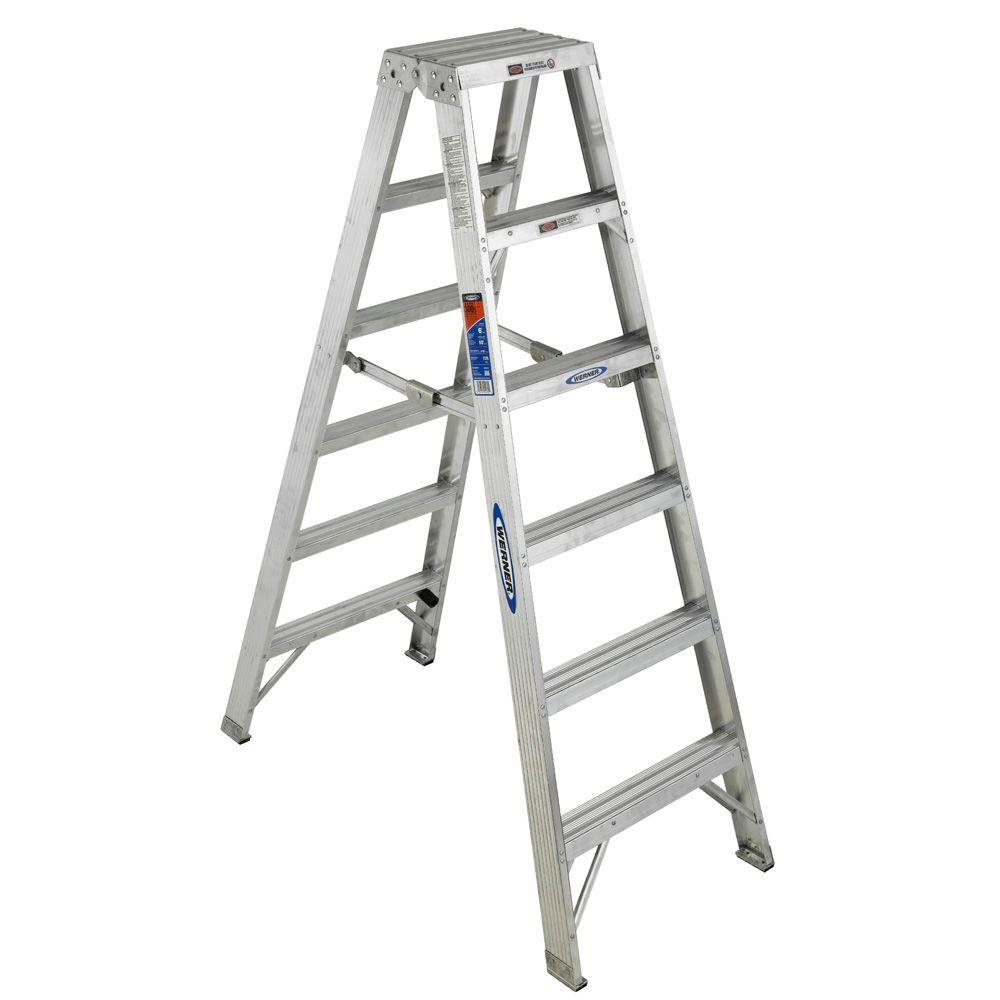 Home Depot 6 Ft Aluminum Ladder Home Design 2018