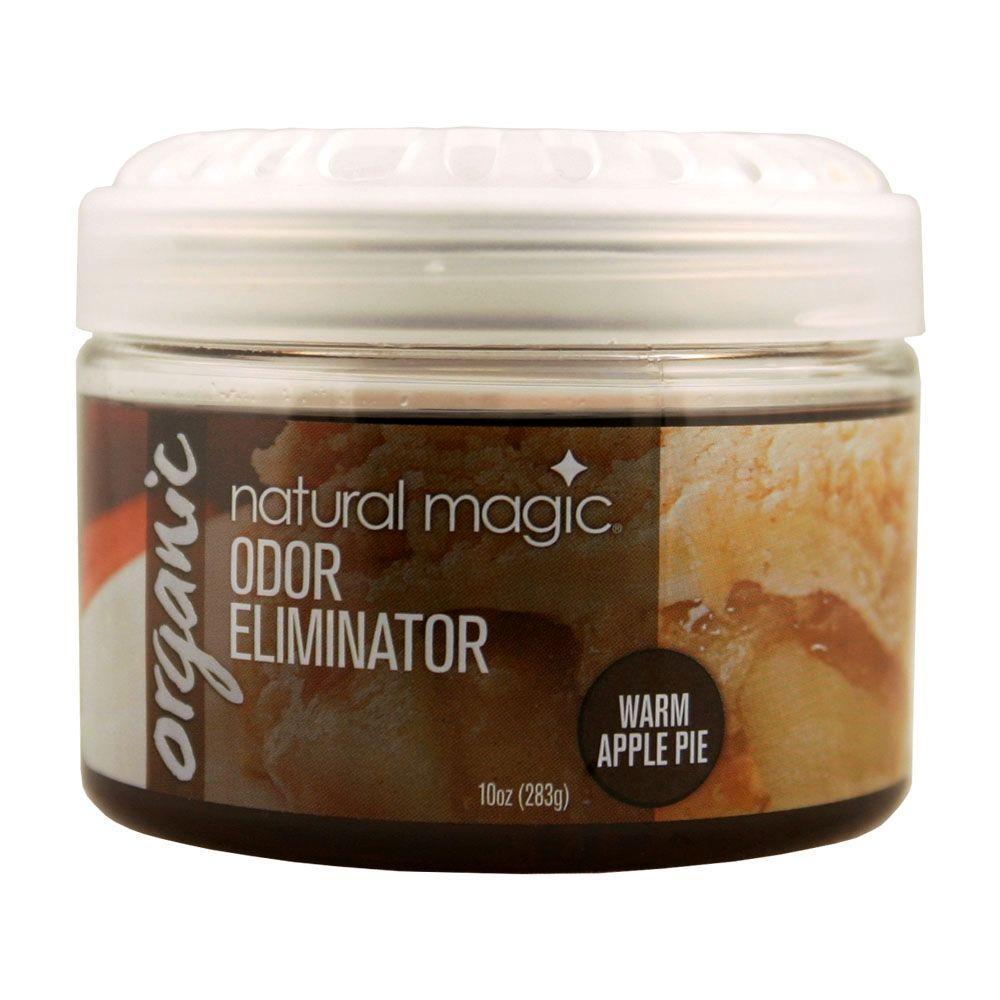 Natural Magic 10 oz. Warm Apple Pie Organic Odor Eliminating Gel-DISCONTINUED