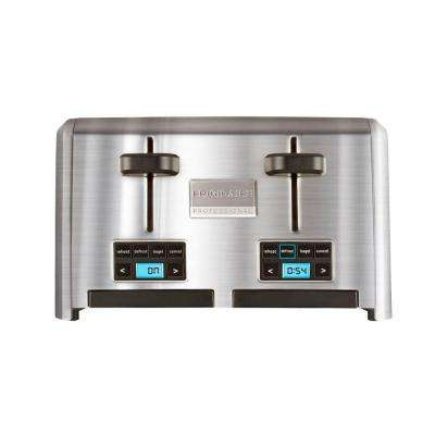 4-Slice Wide Slots Toaster