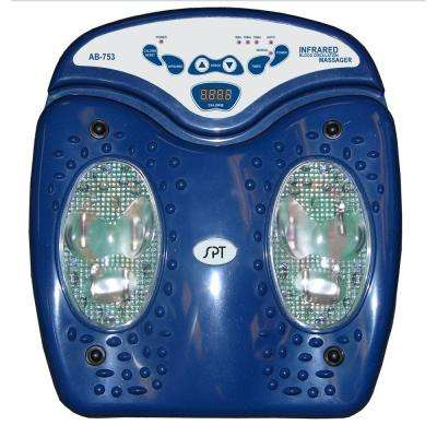 8-Speed Infrared Blood Circulation Massager