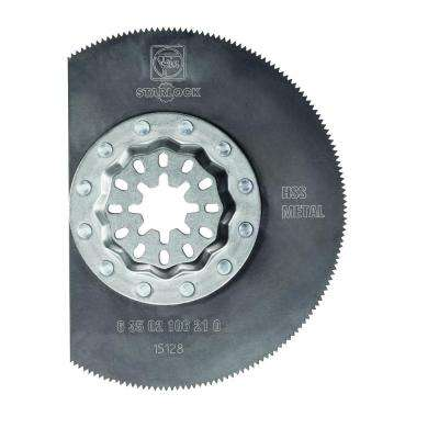 3-3/8 in. HSS Segment Saw Blade Starlock