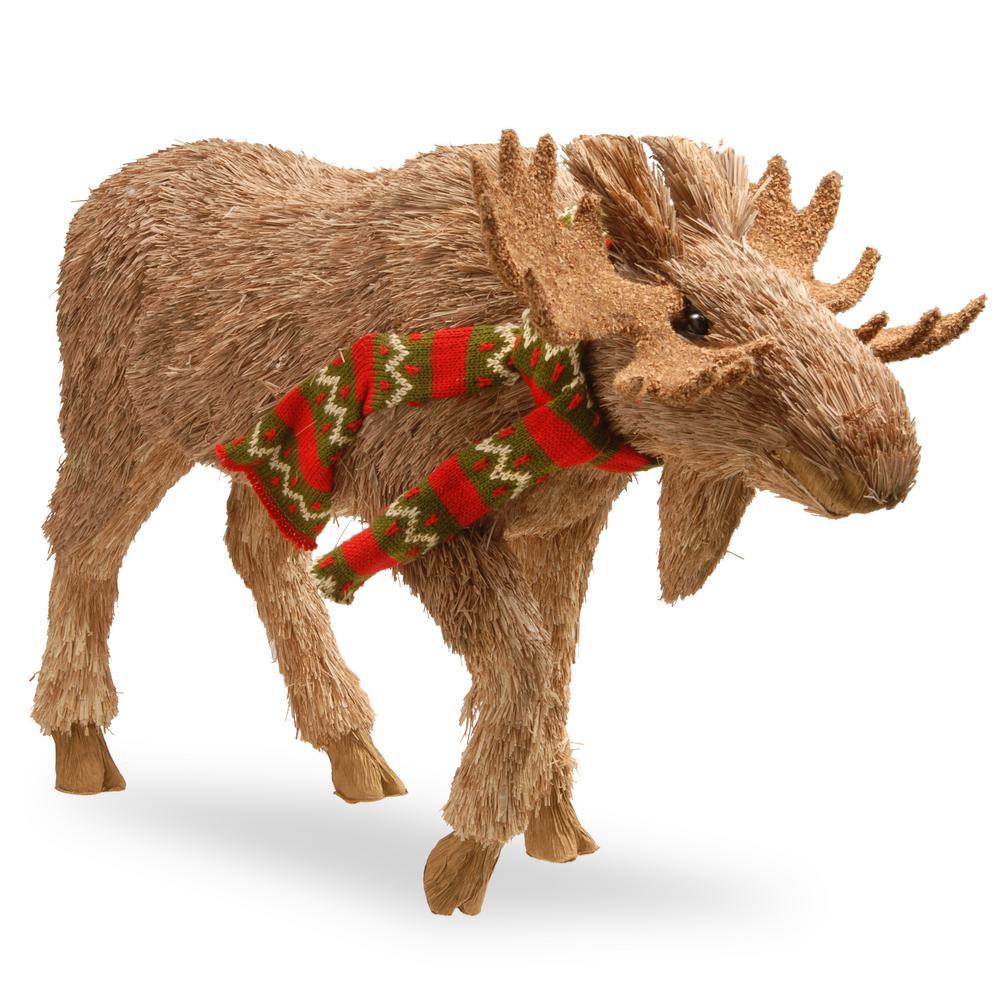 13 in. Strolling Moose