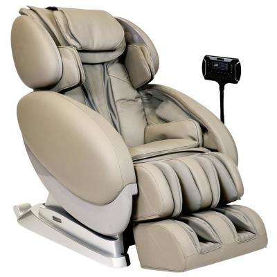 8500 Taupe Massage Chair