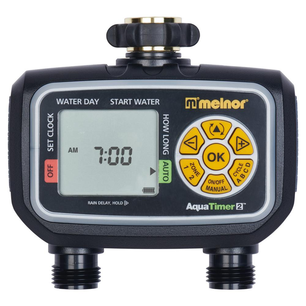Melnor 2-Zone Water Timer
