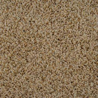 Carpet Sample - Captivating - Color Sterling Twist 8 in. x 8 in.