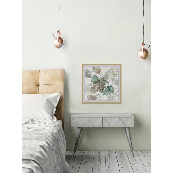 24 in. H x 24 in. W ''Autumn Breeze'' by Marmont