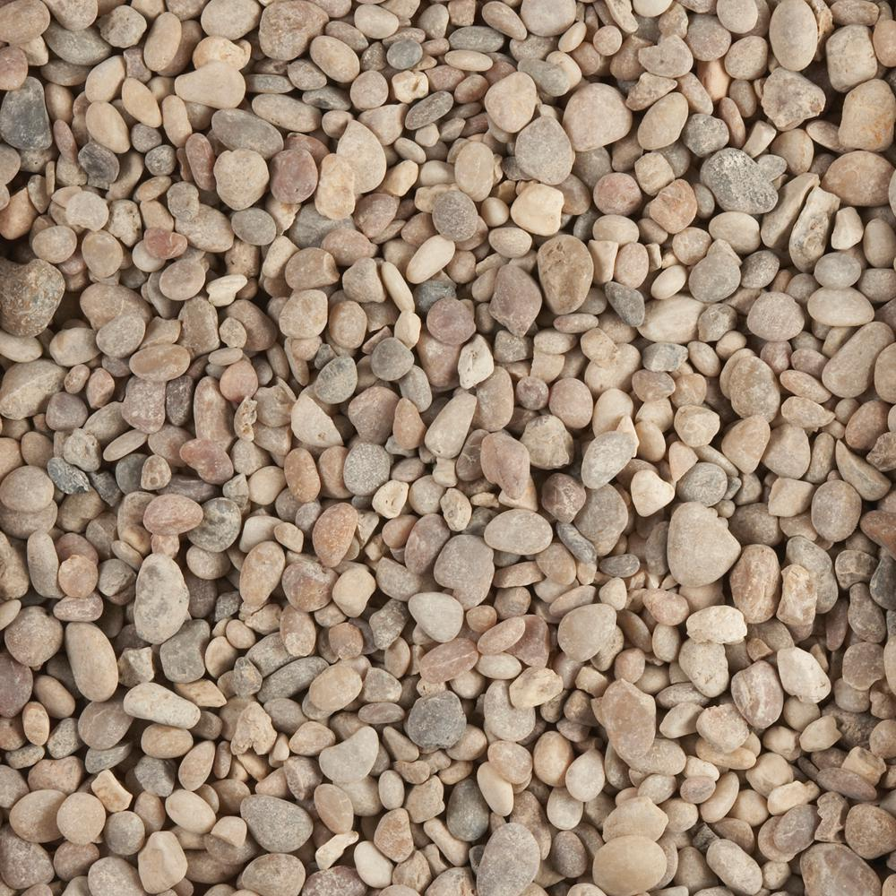 Vigoro 0 5 cu ft calico stone decorative stone 64 bags for Decorative landscaping rocks