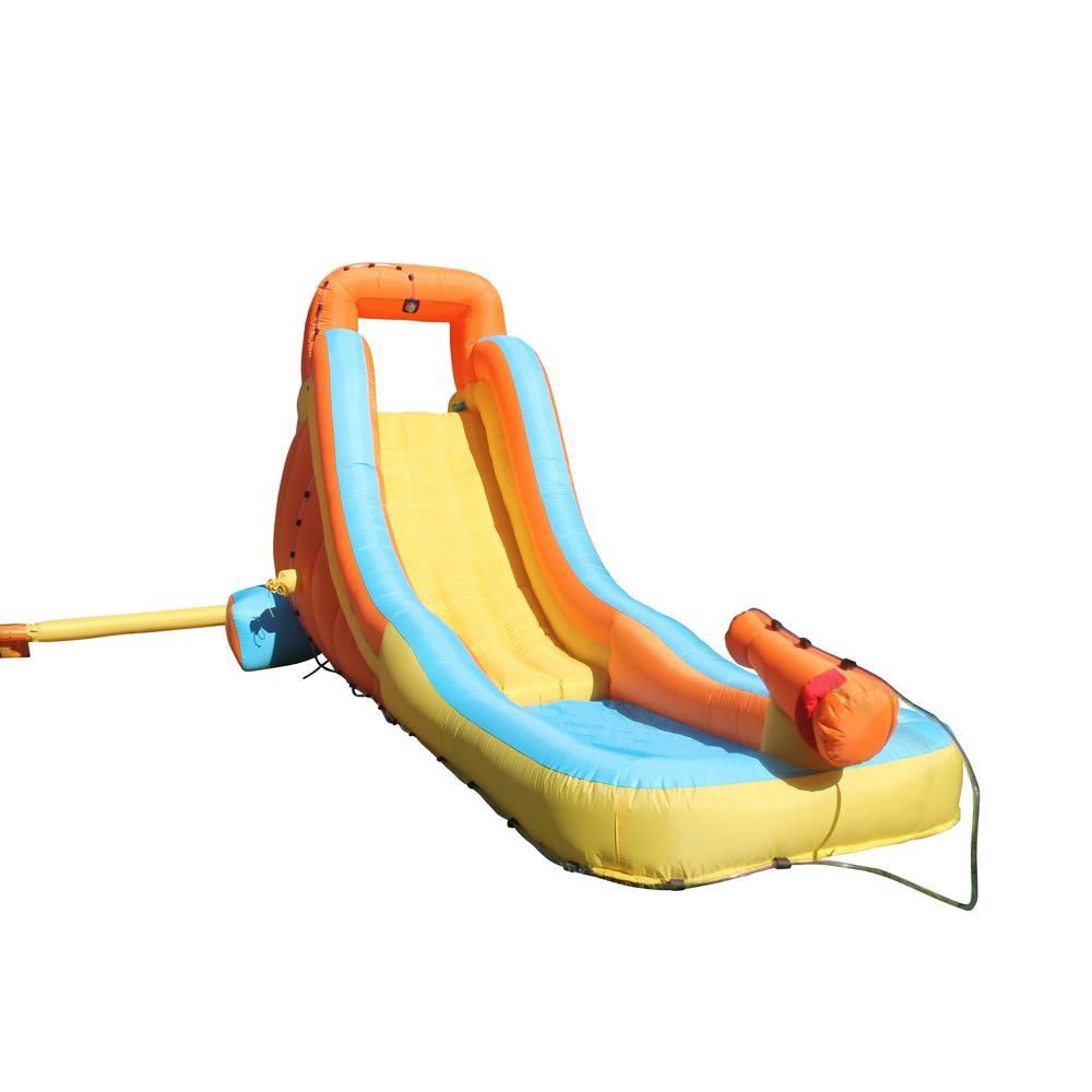 Sportspower My First Inflatable Water Slide, Multi