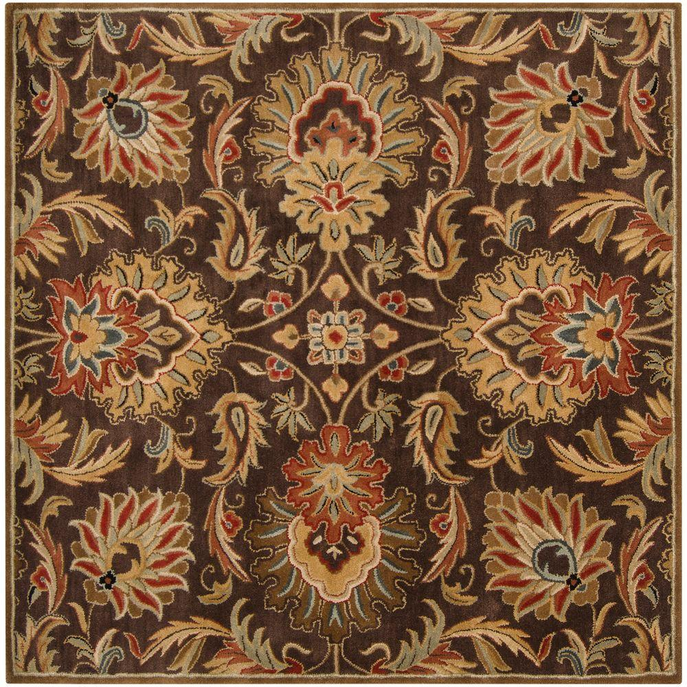 John Brown 9 ft. 9 in. Square Area Rug