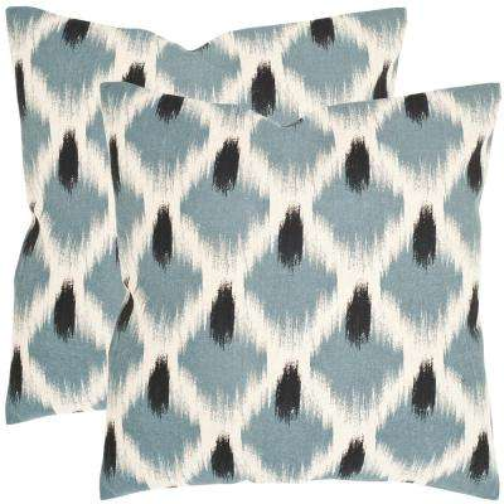 Alex Printed Patterns Pillow (2-Pack)