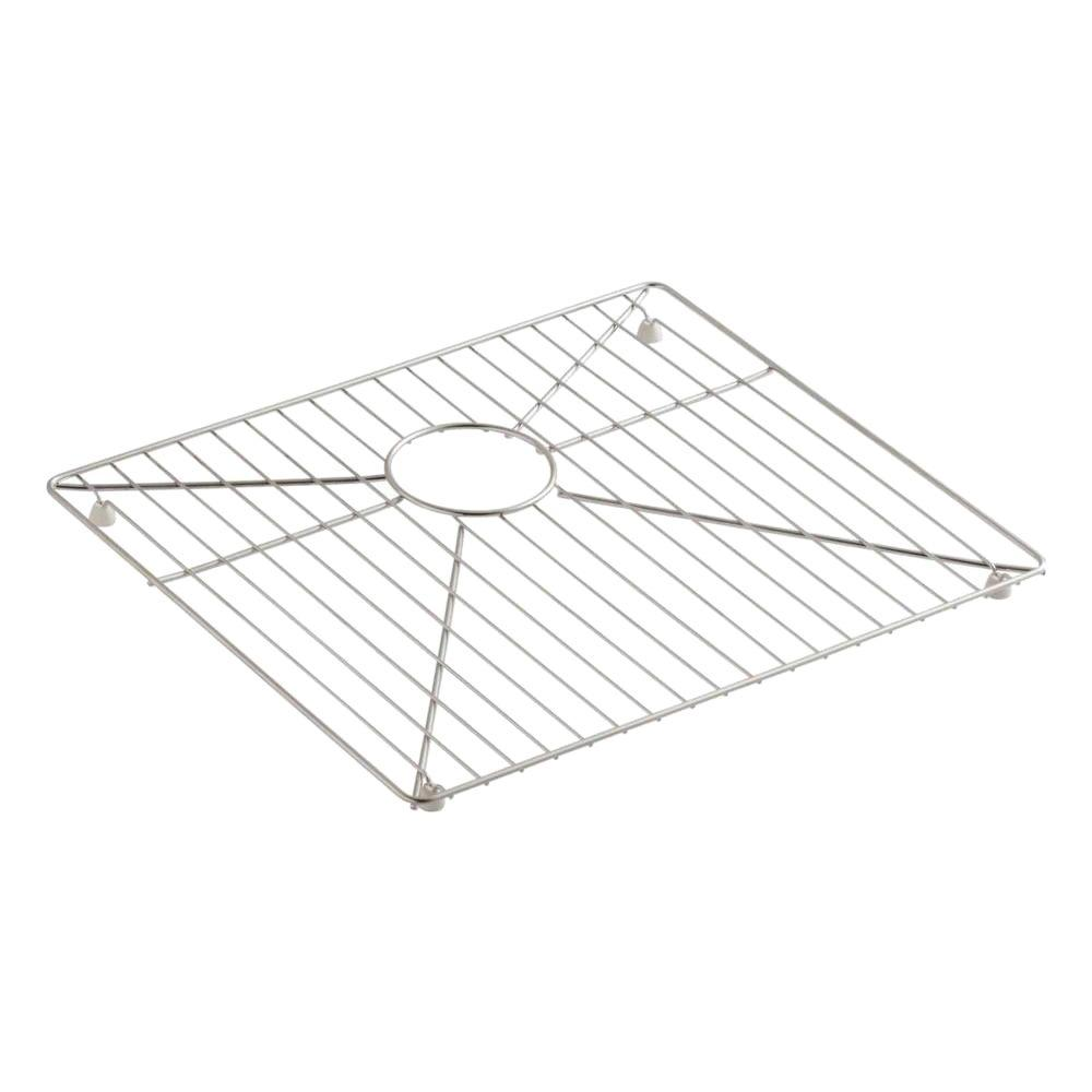KOHLER Vault Stainless Steel Bottom Sink Bowl Rack