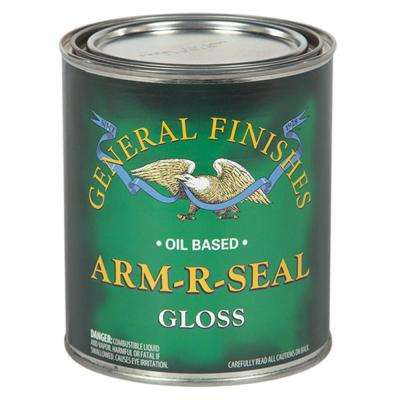 1 qt. Gloss Arm-R-Seal Urethane Interior Topcoat