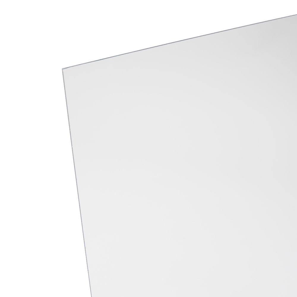 OPTIX 20 in. x 32 in. x .093 Acrylic Sheets (12-Pack)