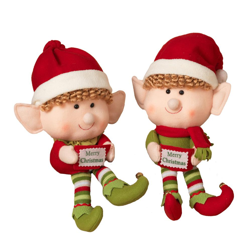 h plush elves