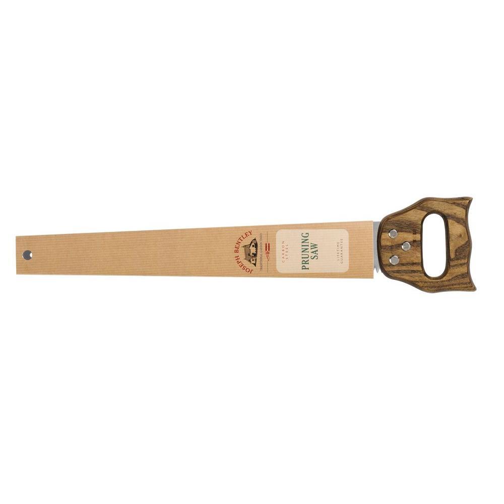 Joseph Bentley 24 in. Wooden Handled Pruning Saw