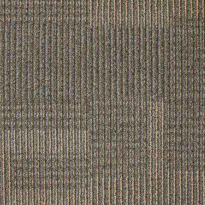 Park Avenue Coffee Loop 19.7 in. x 19.7 in. Carpet Tile (20 Piece/Case)