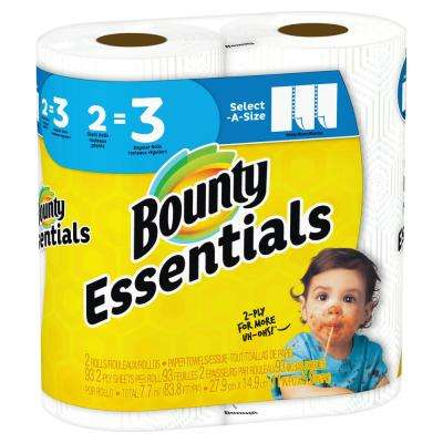 Select-A-Size White Paper Towel Roll (2 Giant Rolls)