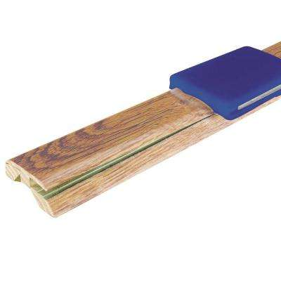 Maple Natural 2-1/2 in. Wide x 84 in. Length 4-in-1 Molding