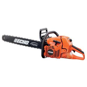 ECHO 20 inch 59.8cc High Power Professional Gas Chainsaw by ECHO