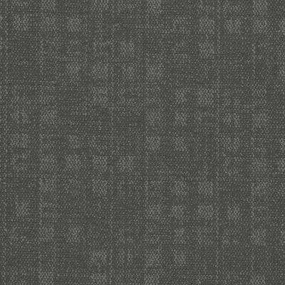 Crafter Gray 24 in. x 24 in. Carpet Tiles (8 syds. case/carton - 18 Tiles case/carton)