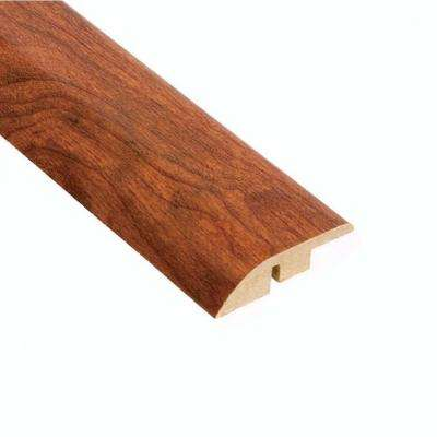 High Gloss Keller Cherry 12.7 mm Thick x 1-3/4 in. Wide x 94 in. L Laminate Hard Surface Reducer Molding