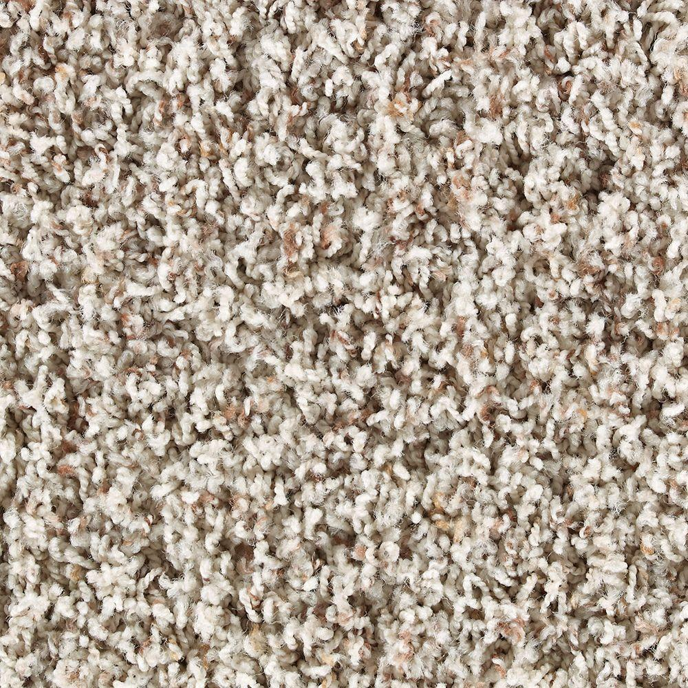Martha Stewart Living Chatsworth Whetstone Gray (T) - 6 in. x 9 in. Take Home Carpet Sample-DISCONTINUED