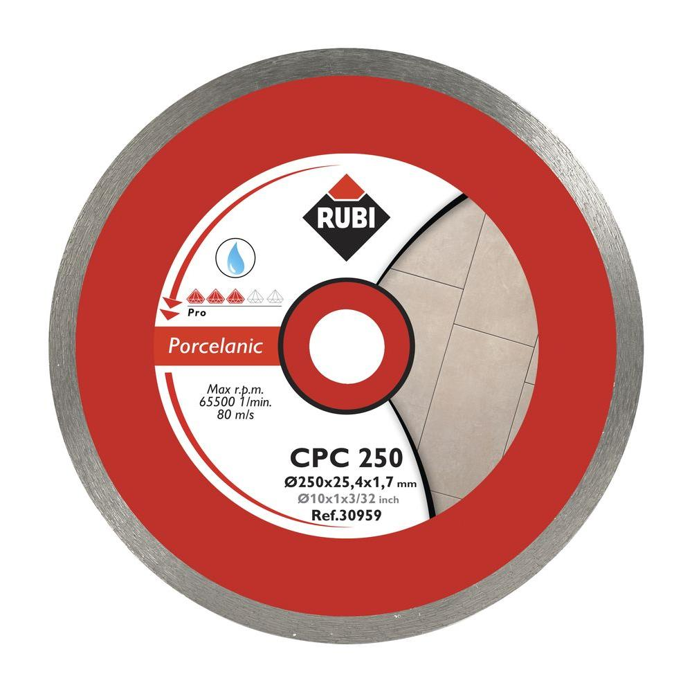 Rubi CPC 10 in. Premium Porcelain Blade