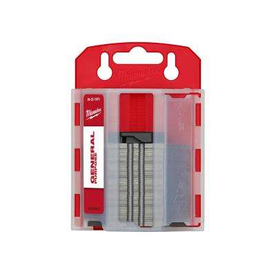 General Purpose Utility Blades with Dispenser (75-Piece)