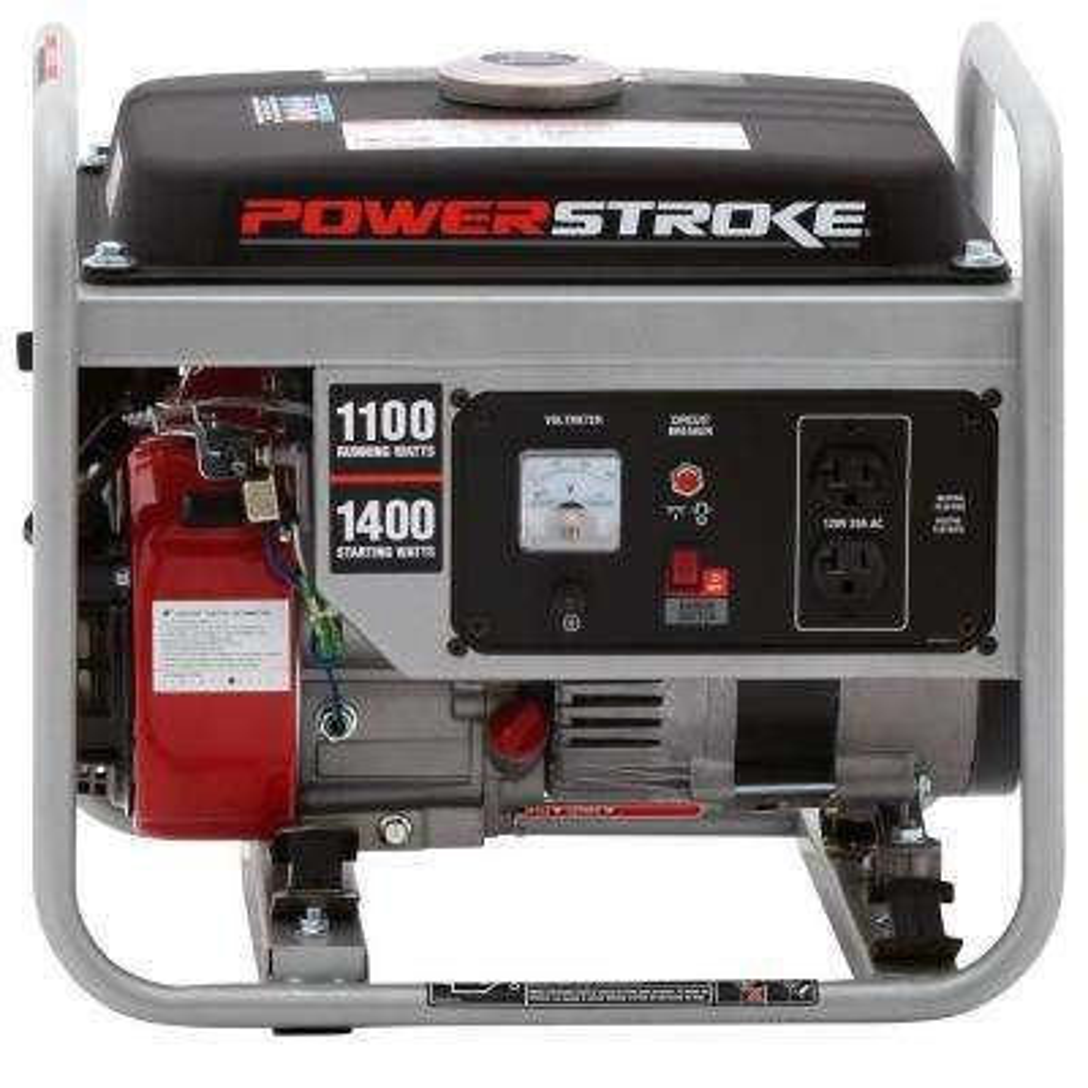1,100-Watt Gasoline Powered Portable Generator
