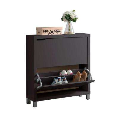 Simms Dark Brown Cabinet