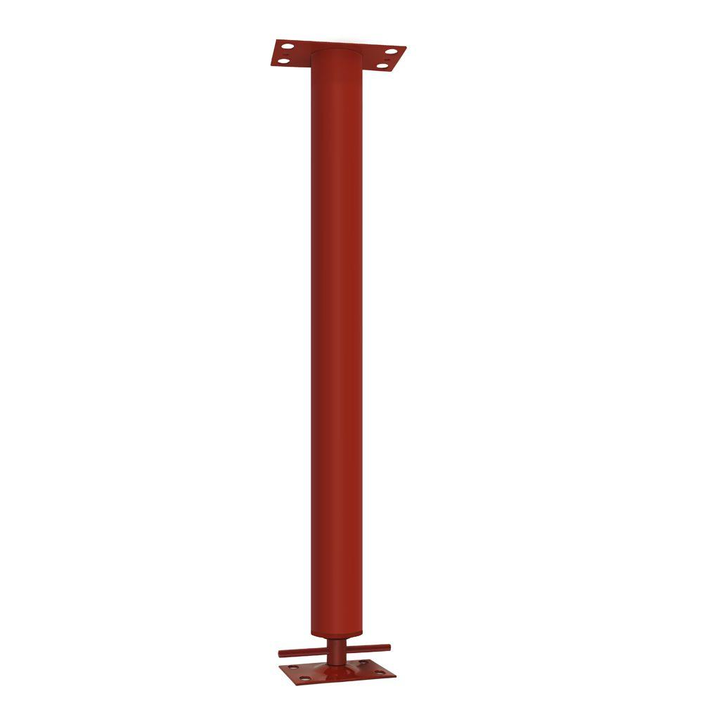 Adjustable Jack Posts : Tiger brand ft in adjustable steel building support