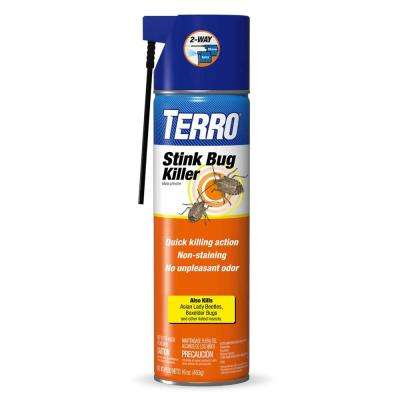 Aerosol Stink Bug Killer