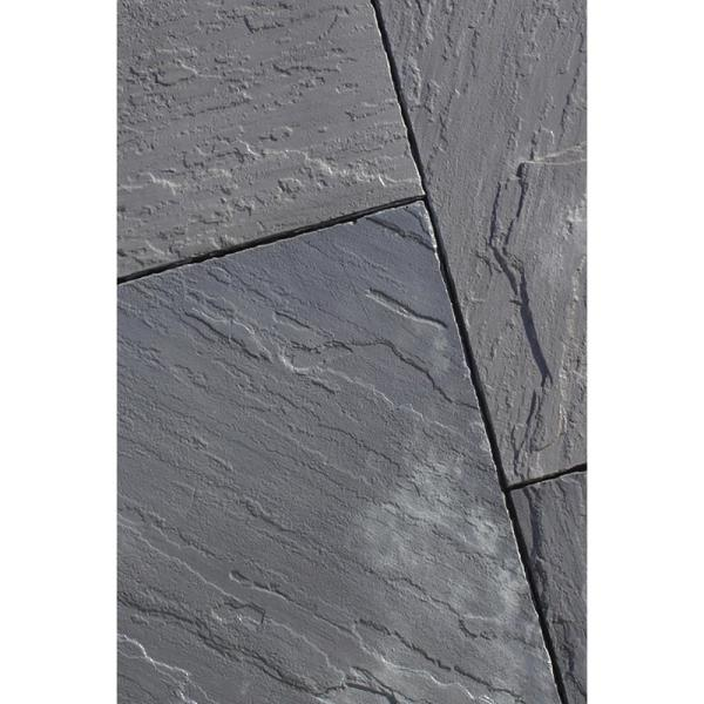 Slate 24 in. x 24 in. x 1.5 in. Bluestone Concrete Paver (24-Pieces/96 sq. ft./Pallet)